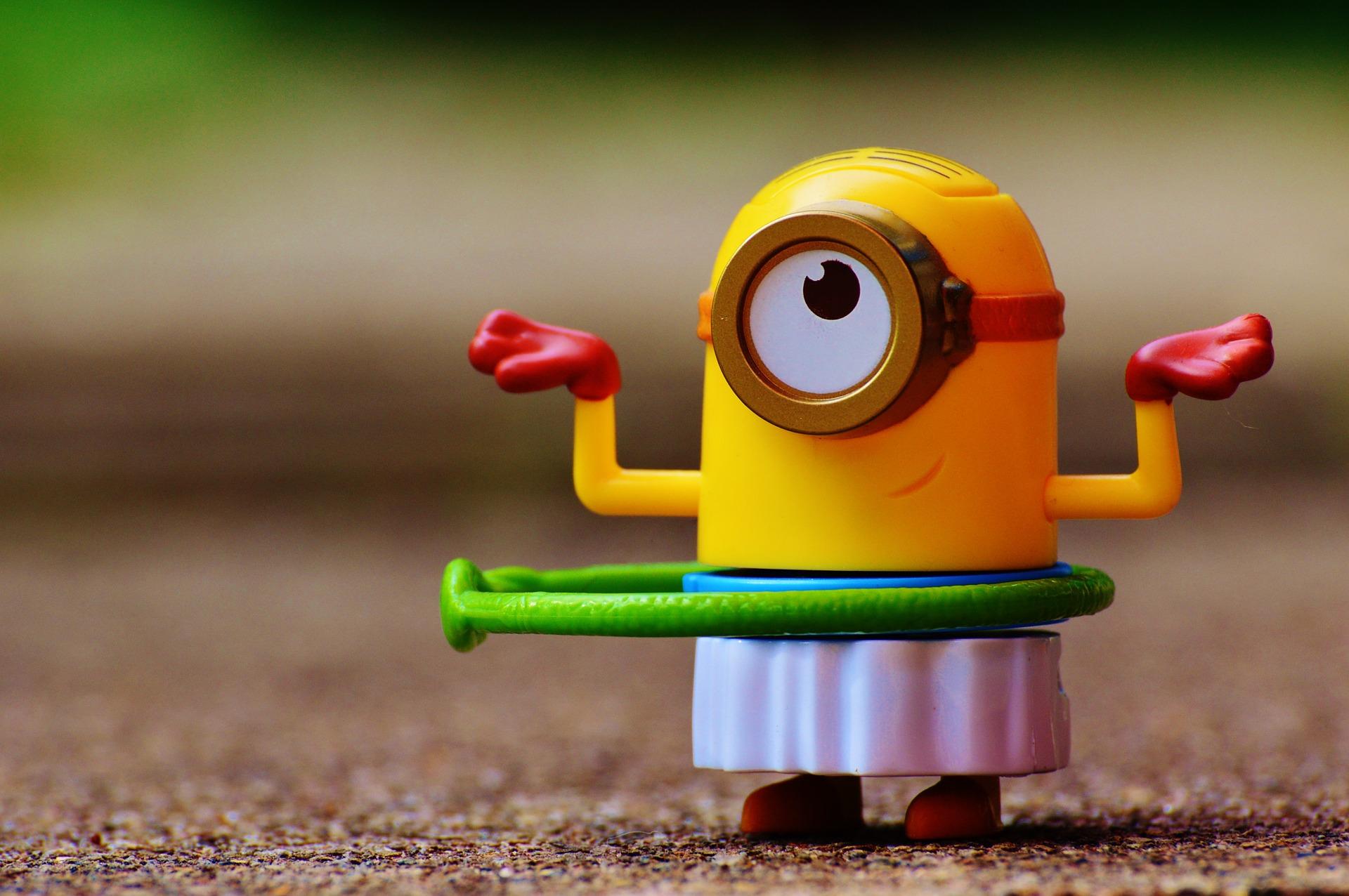 Minion speelgoed